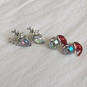 Jewelry - BUNDLE Christmas Earrings